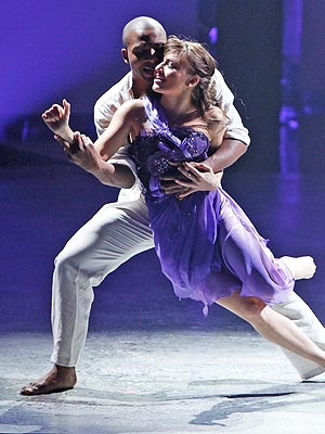 Caitlyn Lawson and Mitchell Kelly Perform on So You Think You Can Dance