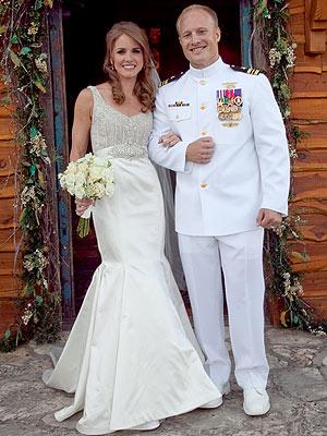 Fox News Anchor Jenna Lee Marries Navy SEAL Leif Babin