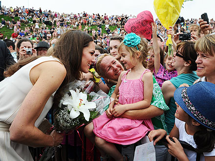 Kate Middleton, Prince William Canada Visit: Talks Babies in Quebec