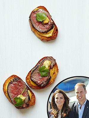 Prince William and Kate Middleton's California Crostini: Make It at Home