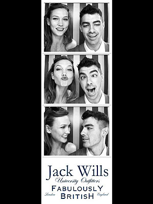 Joe Jonas, Karlie Kloss Dating?