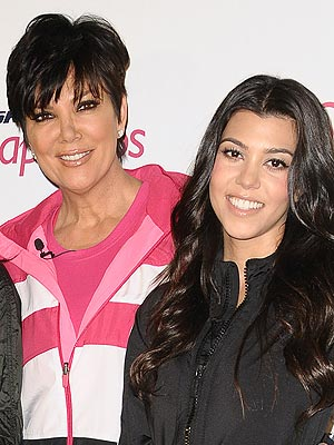 Kris Jenner: Kourtney Kardashian Needs to Get Married – Now!