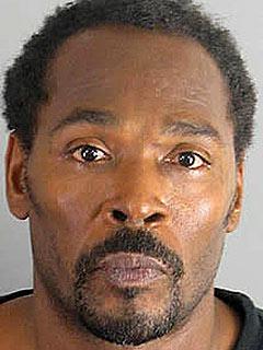 Rodney King Mug Shot: Arrested for DUI