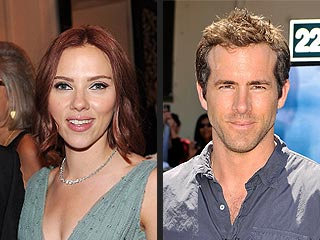 Scarlett Johansson, Ryan Reynolds Divorced - but Have Dinner in L.A.