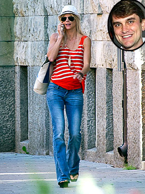 Elin Nordegren, Jamie Dingman Dating?