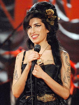 Amy Winehouse Death from Too Much Alcohol