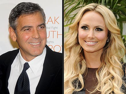 George Clooney and Stacy Keibler a Good Match?