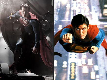 Henry Cavill Superman Pictures, First Look