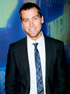 Lance Bass Celebrates Gay Pride