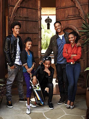 Will Smith, Jada Pinkett Smith House Pictures
