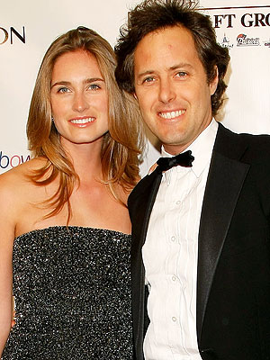 Lauren Bush Marries David Lauren