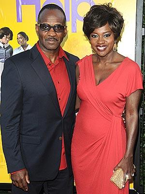 The Help's Viola Davis Adopting