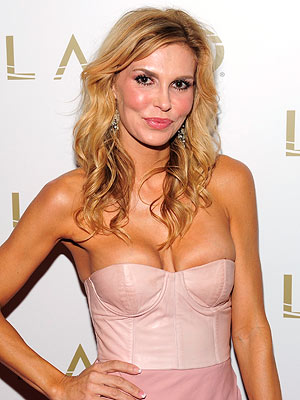 Real Housewives of Beverly Hills' Brandi Glanville