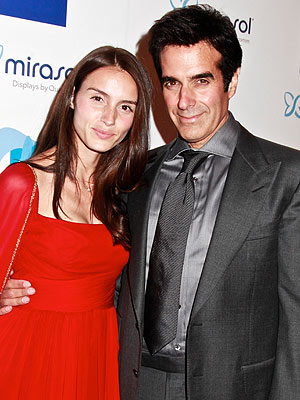 David Copperfield Baby Sky Born in 2010