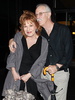 Joy Behar Marries Steve Janowitz