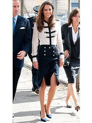 Alexander McQueen Outfits Kate Again