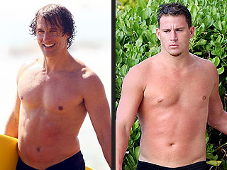 Channing Tatum, Matthew McConaughey to Strip