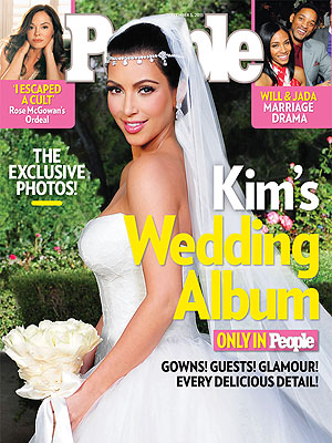 Kim Kardashian, Kris Humphries Wedding: PEOPLE Cover Story