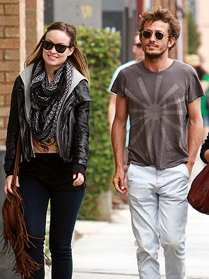 Olivia Wilde, Ex Husband Tao Ruspoli Grab Lunch in L.A.: Pictures