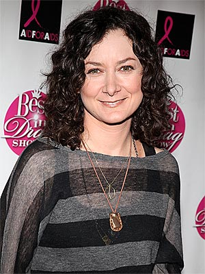 Sara Gilbert, Linda Perry Dating Confirmed