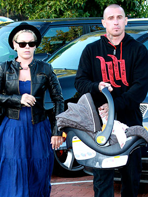 Pink & Carey Hart Take Willow Sage to Nobu