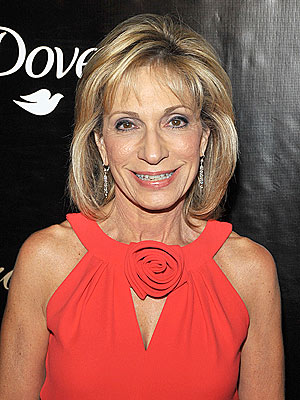 Andrea Mitchell Has Breast Cancer