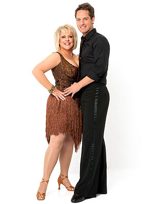Dancing with the Stars: Tristan MacManus Is Nancy Grace's Pro Partner