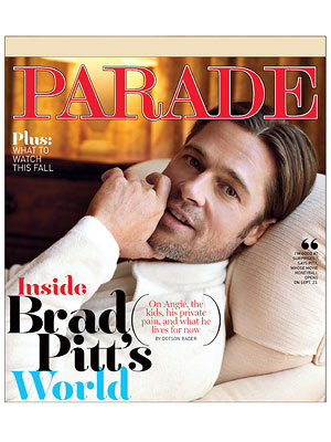 Brad Pitt Clarifies Jennifer Aniston Comment, Praises Angelina Jolie
