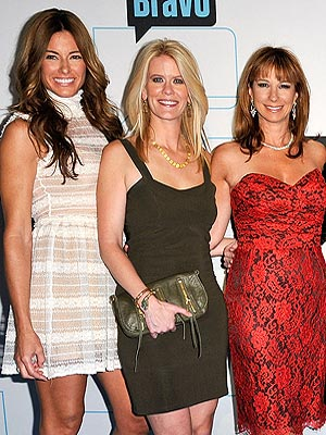 Jill Zarin, Alex McCord or Kelly Bensimon worth saving?