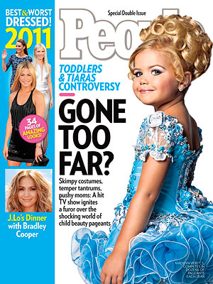 Toddlers & Tiaras Controversy: Are They Growing Up Too Fast?