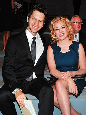 Virginia Madsen Dating Nick Holmes