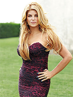 New Years Workout: Kirstie Alley Dancing