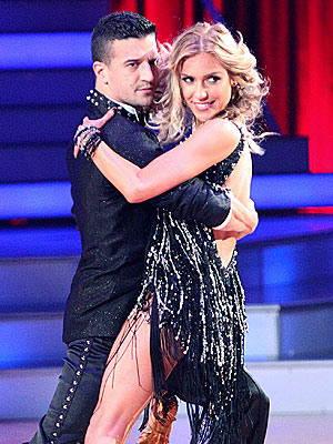Dancing with the Stars- Kristin Cavallari & Mark Ballas: Are They Dating?