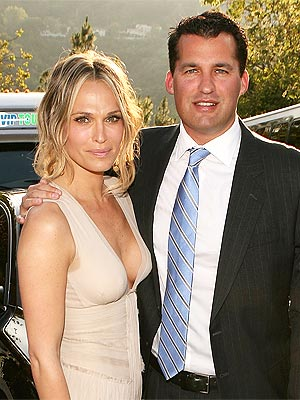 Molly Sims, Scott Stuber Married