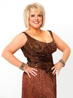 Dancing with the Stars- Nancy Grace Discusses Weight Loss