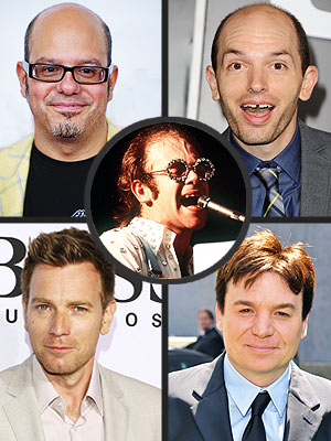 Elton John Biopic: Who Should Play Him?