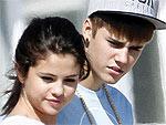 Justin & Selena's Sweet Movie Date | Justin Bieber, Selena Gomez