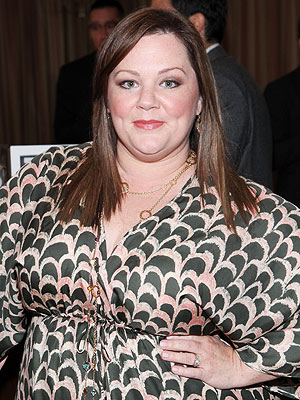 Melissa McCarthy on Motherhood