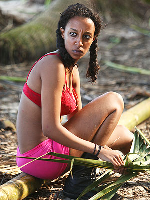 Survivor: South Pacific - Semhar Tadesse 'Totally Happy' to Leave