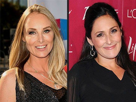 Ricki Lake & Chynna Phillips's Post-DWTS Indulgence: Facials!