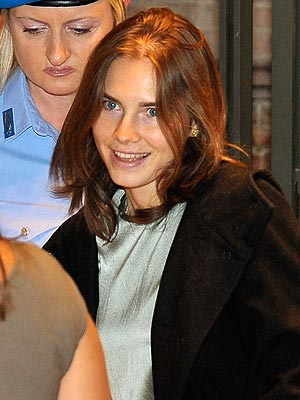 Amanda Knox: Seattle Readies Big Homecoming