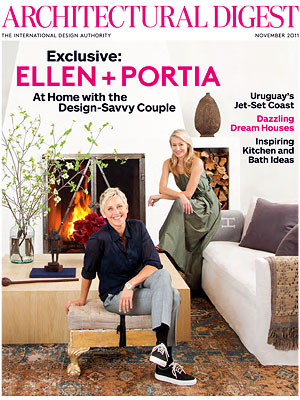 Portia de Rossi, Ellen DeGeneres: Pictures of Their Beverly Hills House