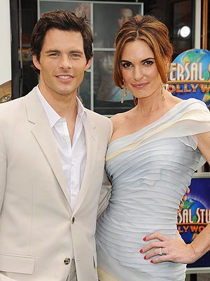 X-Men Star Divorces: James Marsden, Lisa Linde Split