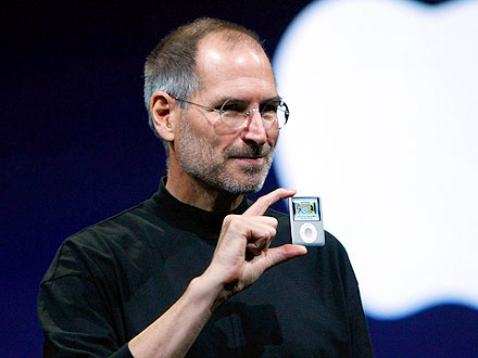 Remembering Steve Jobs: How the iPod Changed My Job
