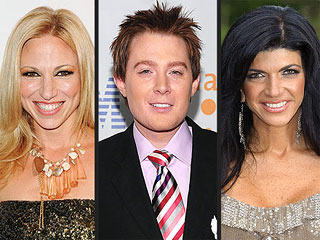 Debbie Gibson and Clay Aiken Will Compete on Celebrity Apprentice | Clay Aiken, Deborah Gibson, Teresa Giudice