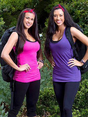 Amazing Race: Showgirls Discuss Lost Passport