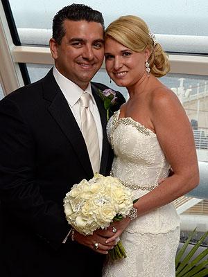 Cake Boss' Buddy Valastro Renews Marital Vows