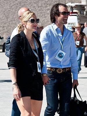 Kate Winslet Dating Richard Branson's Nephew, Ned Rocknroll