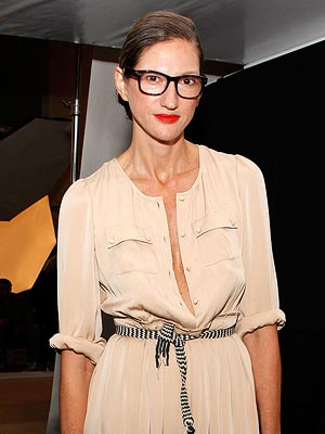Jenna Lyons: J.Crew President Leaves Husband for Woman
