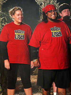 Biggest Loser Ramon Medeiros, Jessica Limpert Adventures in Love